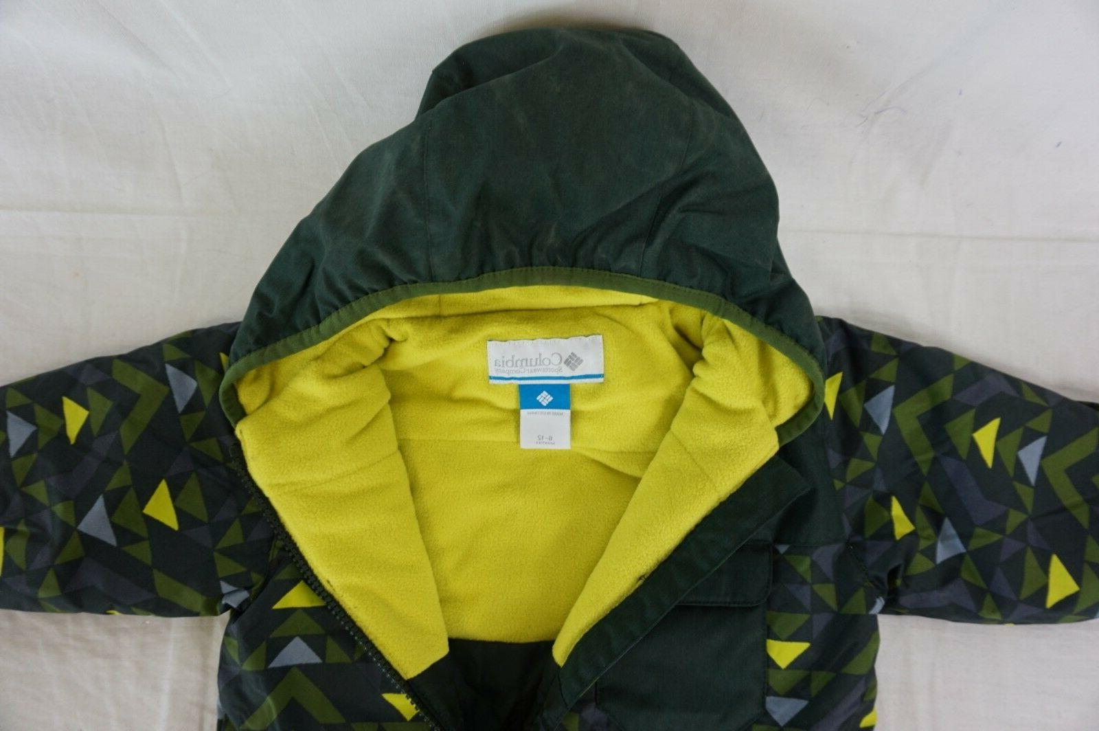 NWT Infants Baby Green Snow