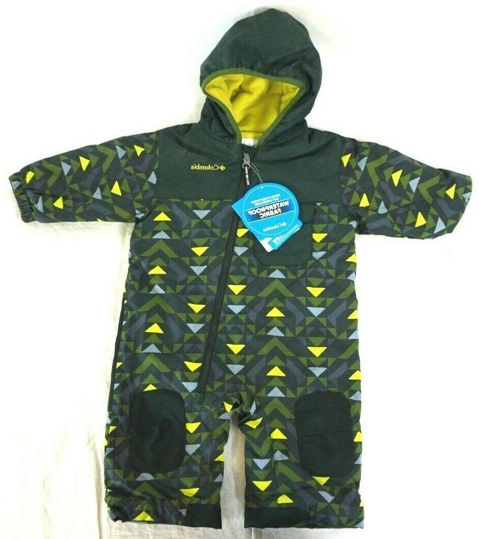nwt infants pesto triangles hot tot hooded