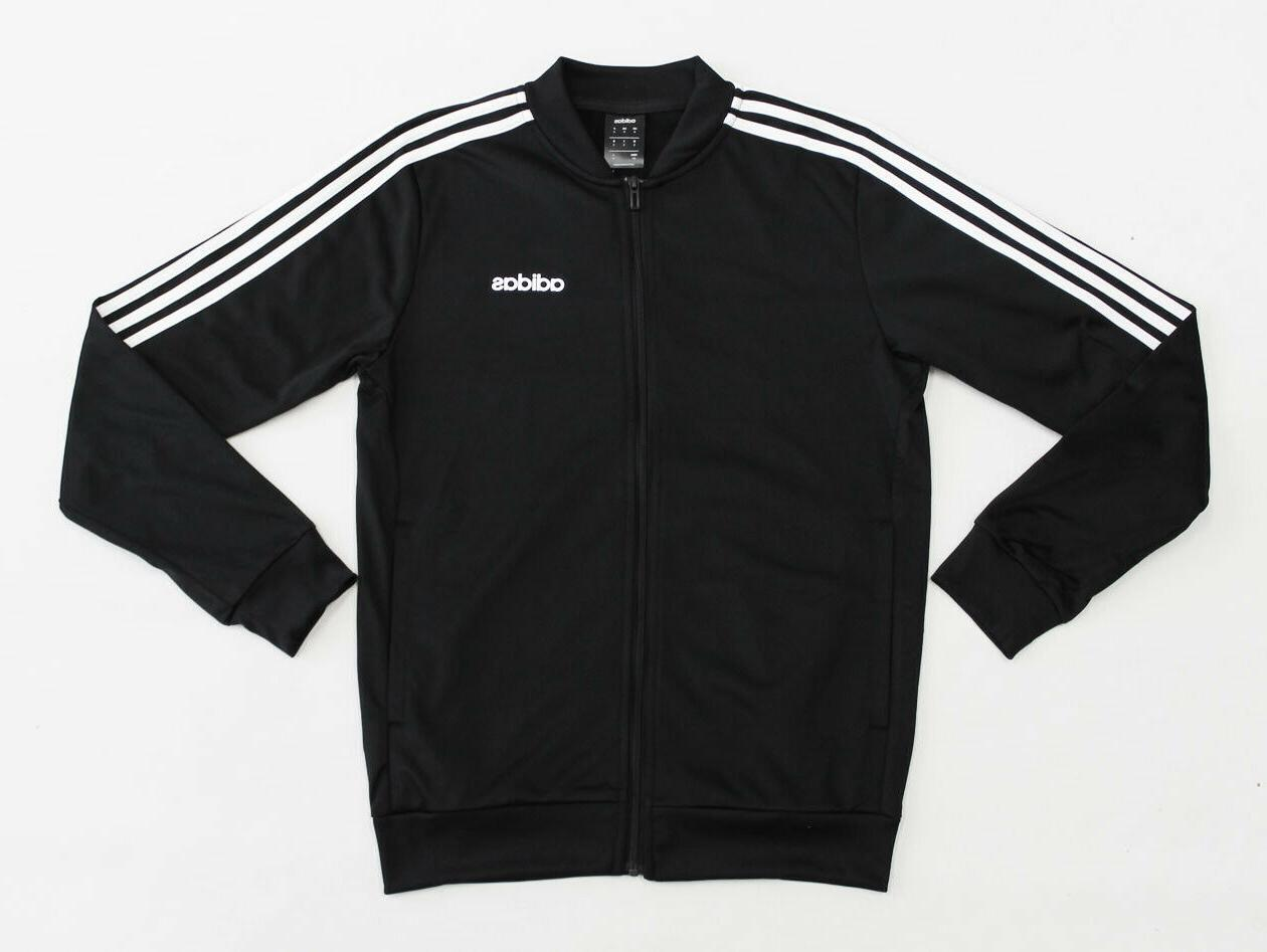 NWT ADIDAS Cuffed Tricot Suit Set Jacket Joggers