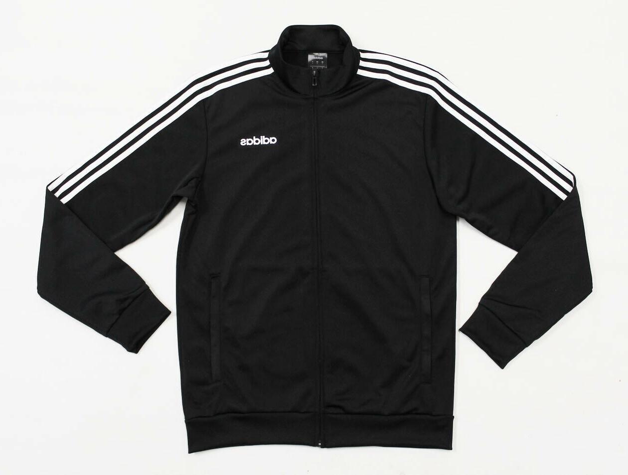 NWT Men's Pocket-Zipper Track Suit Jacket