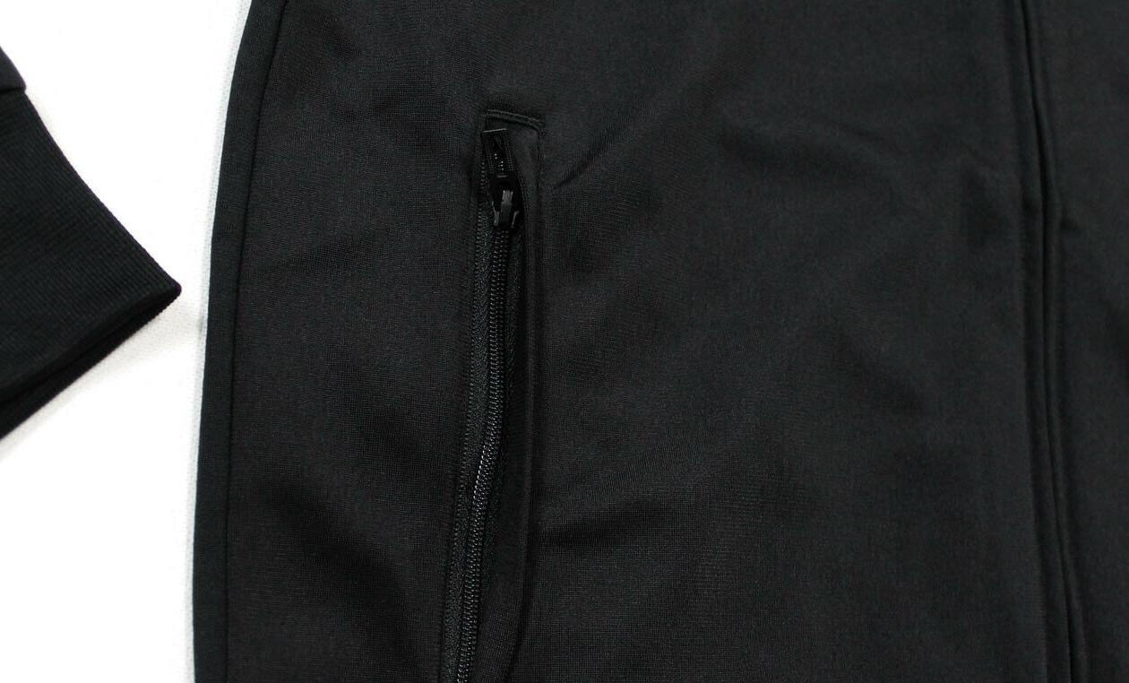 NWT Pocket-Zipper Track Set Jacket