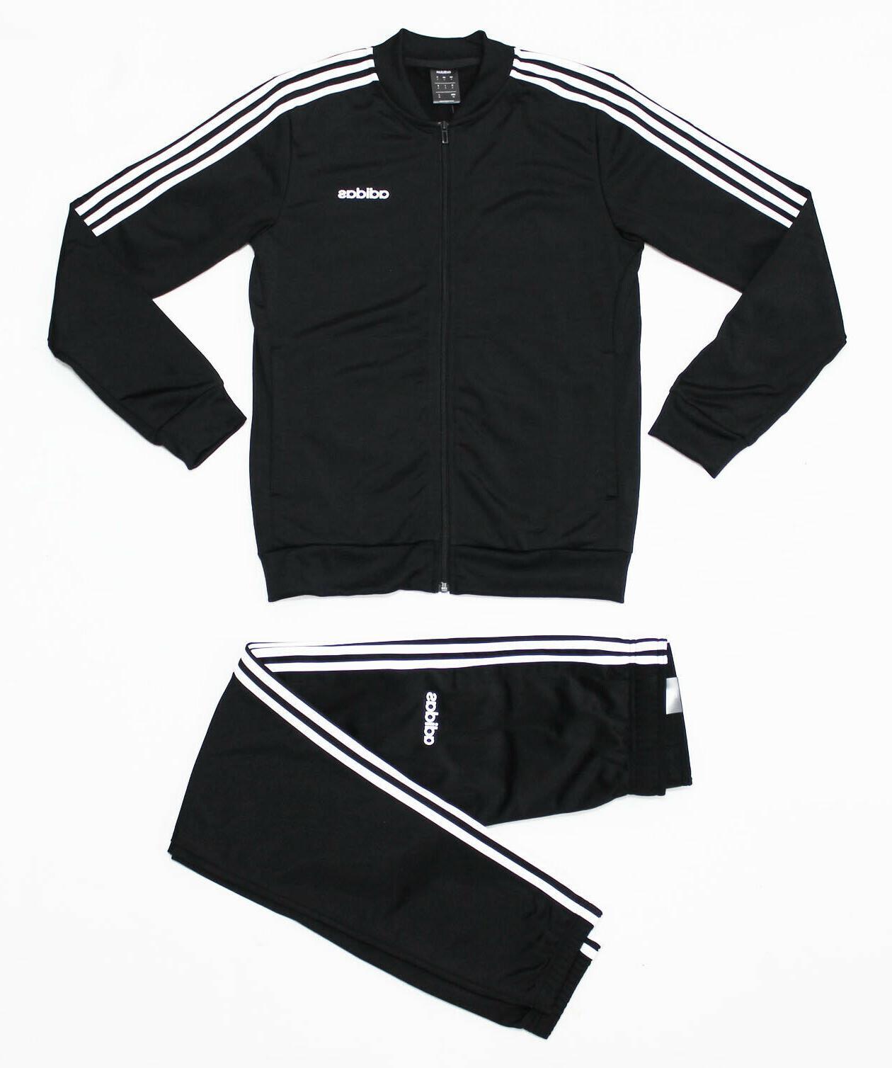 nwt men s black white warm up
