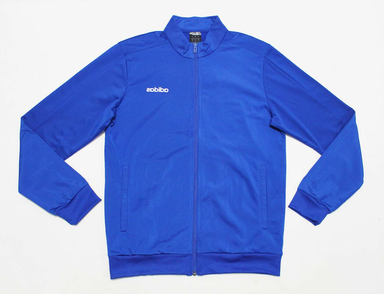 NWT ADIDAS Men's Warm-Up Track Set Jacket Jogger