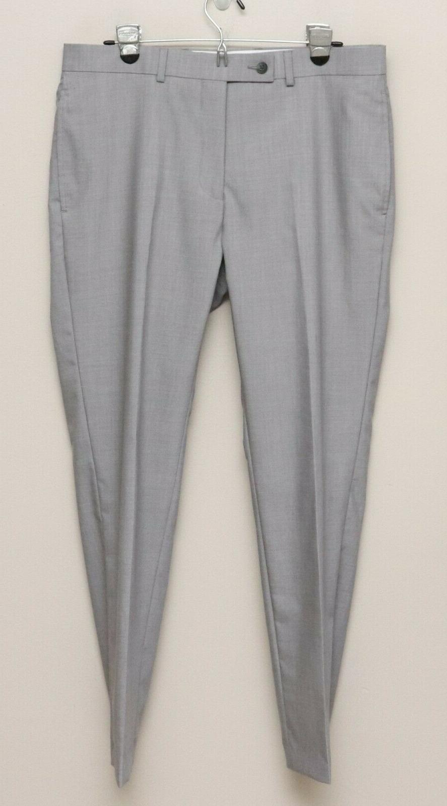 NWT Mens 40R Calvin Klein Piece Grey 100%