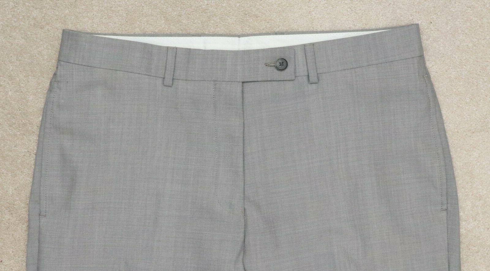 NWT Klein 2 Piece Grey 100% Suit