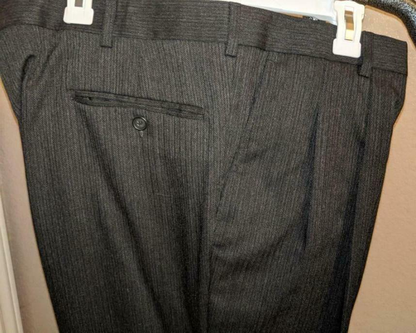 NWT Italy Suit Worsted Wool
