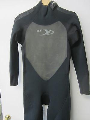O'Neill Fusion High Performance Zen Zip 4:3 Wetsuit, Ultra F