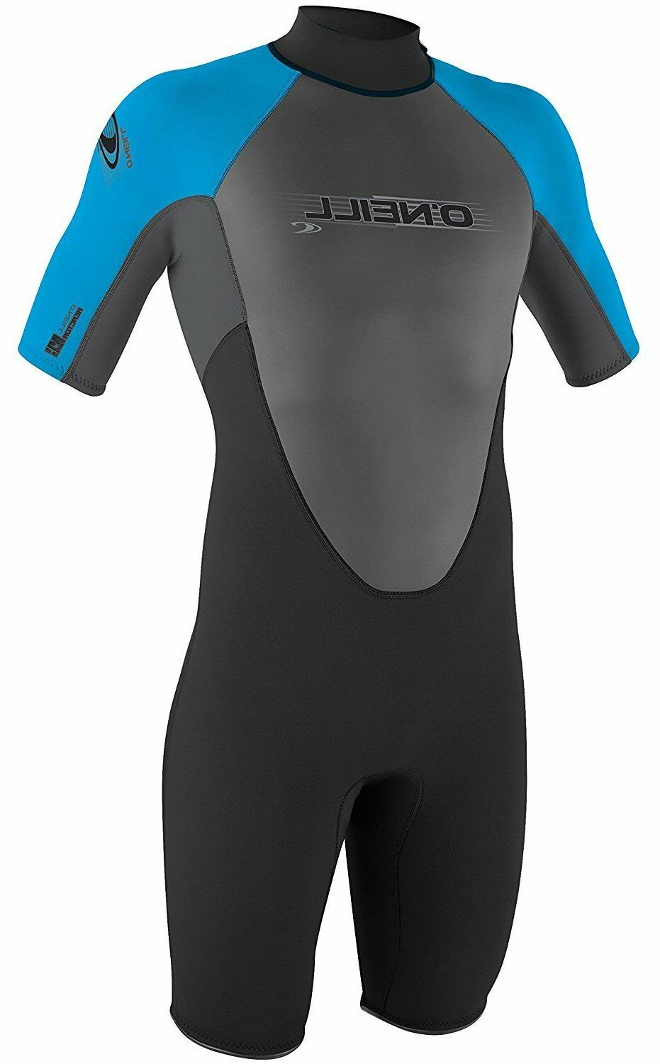 O'Neill Wetsuits Mens 2mm Reactor Spring Suit