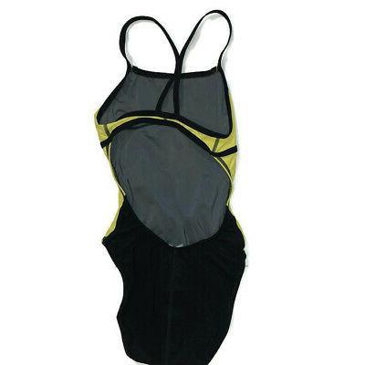 Speedo One Swim Suit Sz