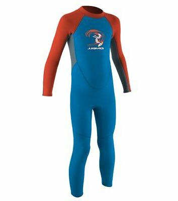 oneill wetsuits toddler reactor wetsuit