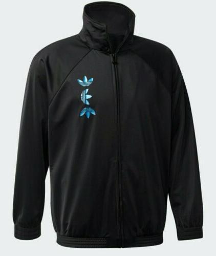 adidas Originals Zeno Track Black Jacket & Pants 2