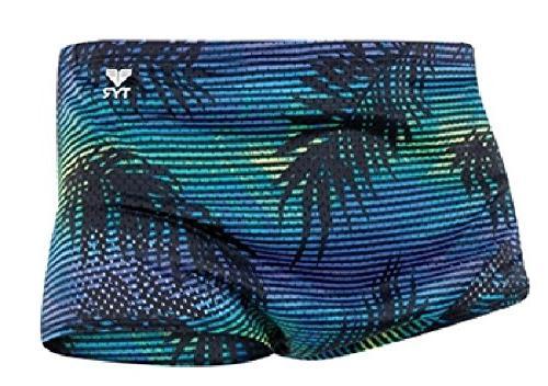 TYR Paradise Mesh Trainerr  - Blue / Green - 36