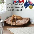 Pet Dog Mattress Cat Bed Extra Large Soft Warm Washable Padd
