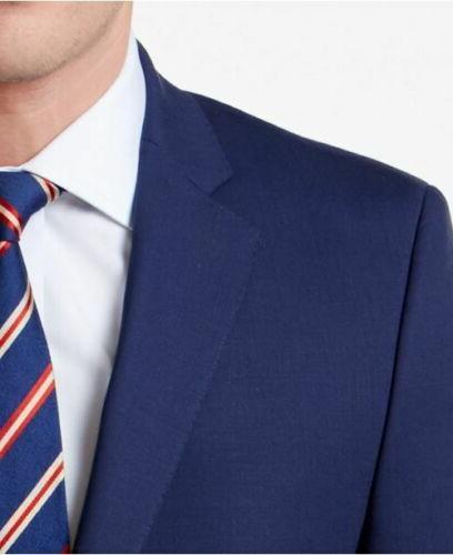 Lauren Ralph Total Slim-Fit Suit Jacket 40R