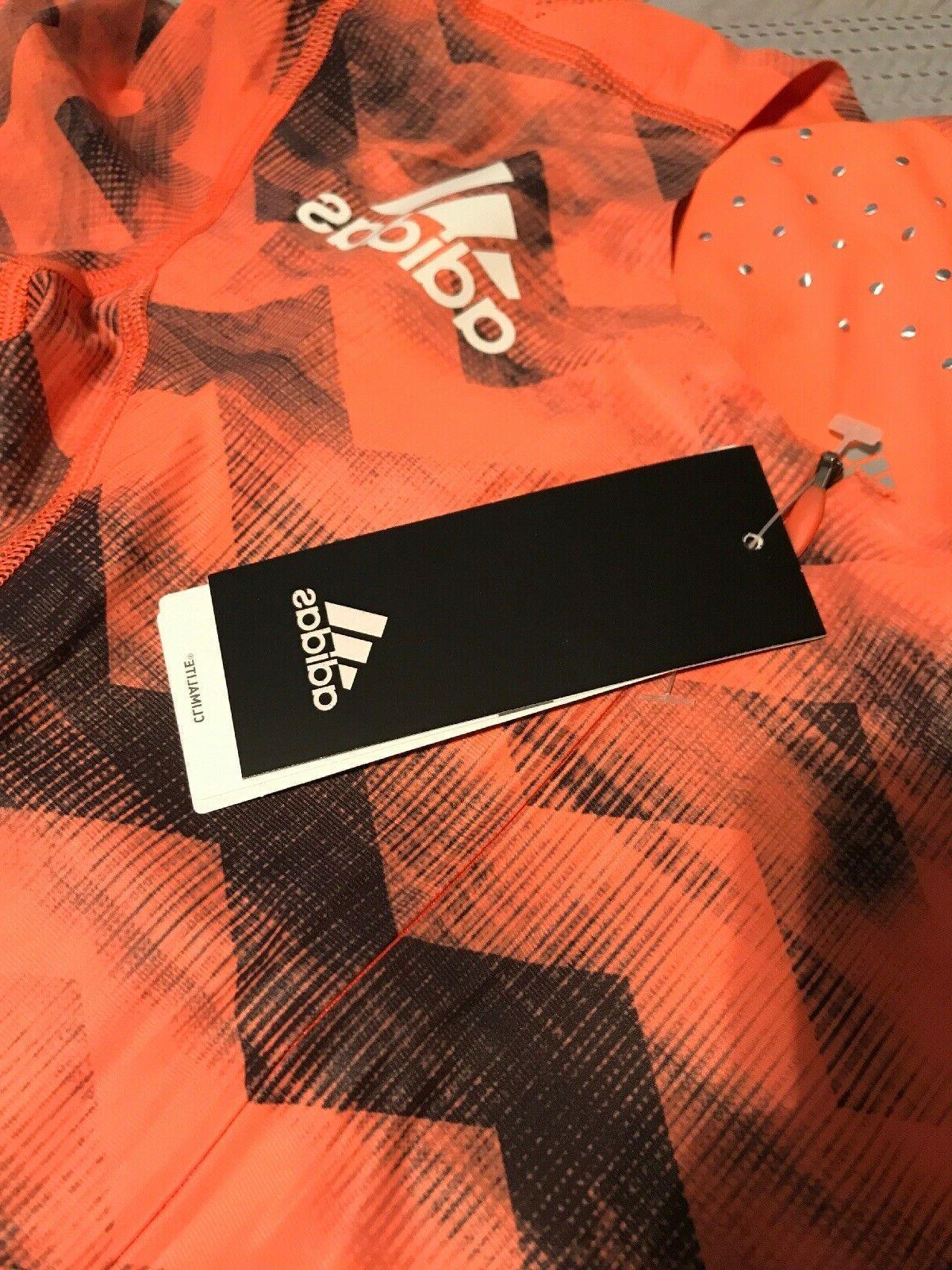 Adidas Running Track Field Skinsuit Speedsuit CD3158 AZP SS