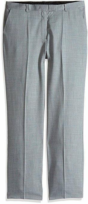 Calvin Klein Boys' 8-20 Sharkskin Pants