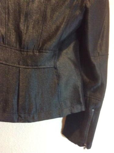 Calvin Klein, Shiny Business Career Black New