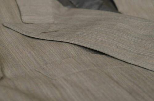 BRIONI ARAMIS Handmade Striped DB Suit NEW