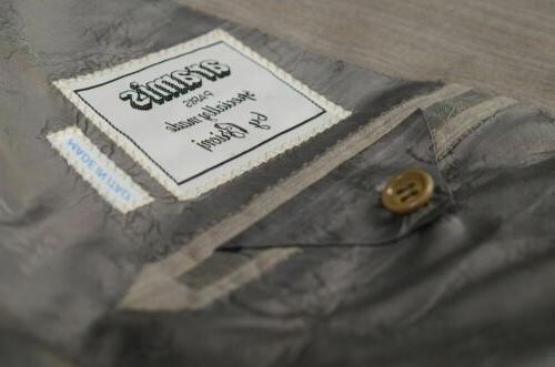 BRIONI Handmade Striped DB EU NEW US