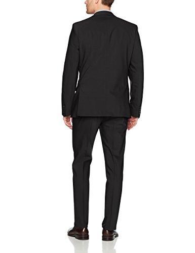 Calvin Klein Men's Slim Black 40