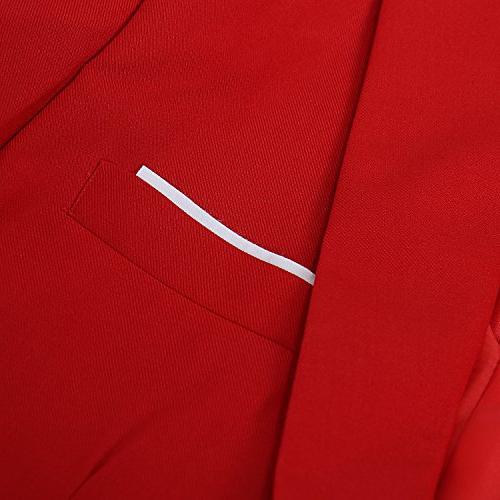 Slim Fit Suit Men Button Casual/Formal/Wedding