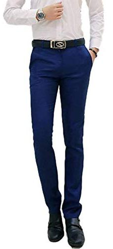 slim fit wrinkle casual stretch