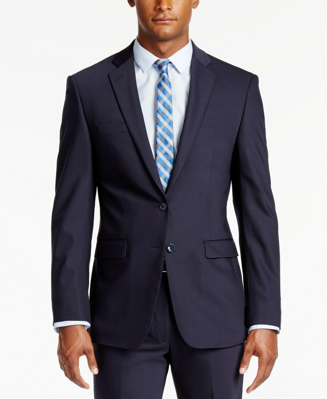 Calvin Slim Suit Jacket Blazer