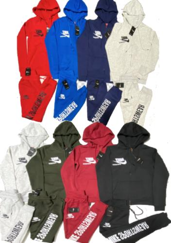 sports wear top and bottom sweat suit