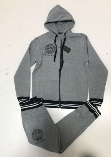Versace Sweat Suit for Men Complete Shipping
