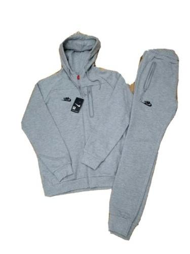 sweat suit men s 2 piece set