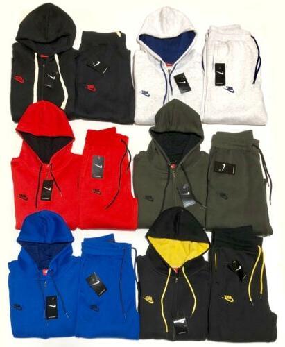 sweat suit hoodie joggers full set brand