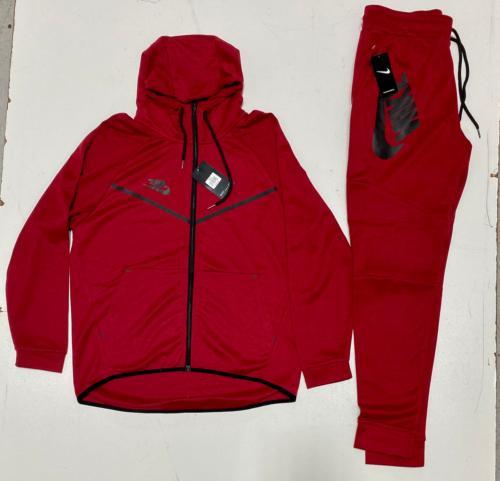 Nike Tech Fleece Suit Top Complete Set Full-Zip Hoodie Brand