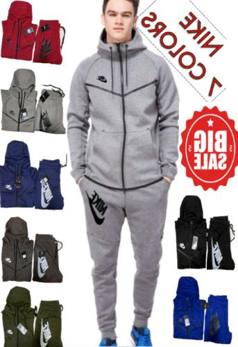 Nike Tech Suit & Brand