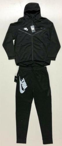Nike Fleece Hoodie Tracksuit New Shipping