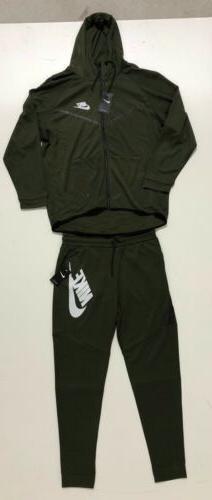 Nike Tech Sweat Suit Fleece Hoodie Tracksuit New Shipping