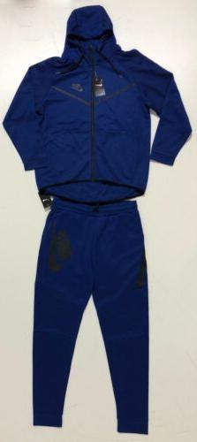 Nike Tech Suit Fleece Hoodie & Tracksuit Shipping