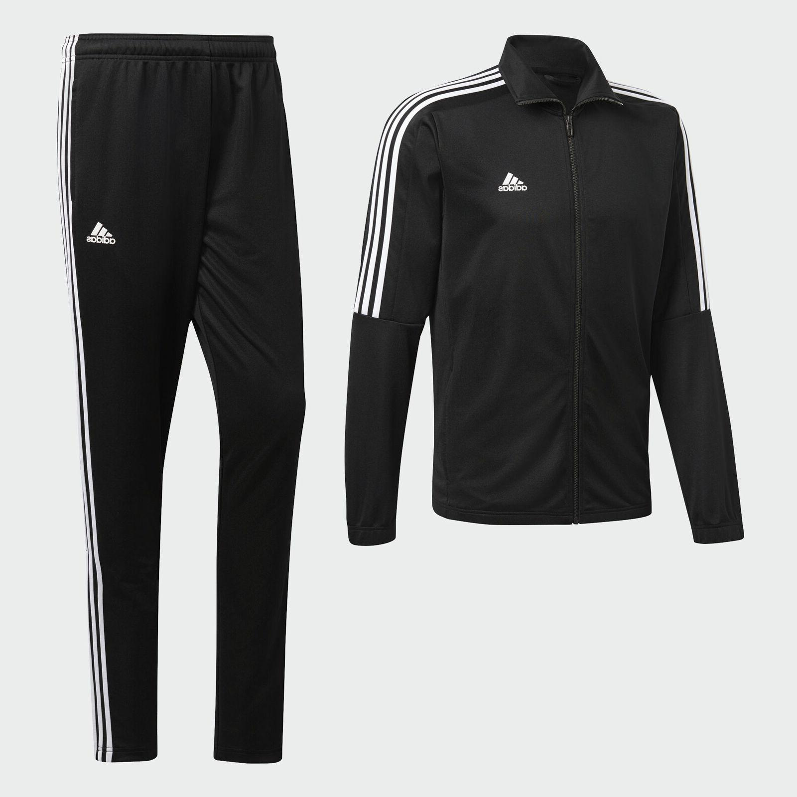 Adidas Tiro Jacket Black White 3 Men's