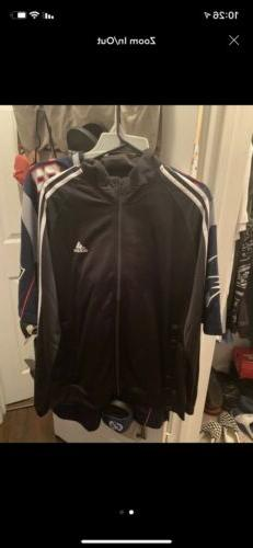 Adidas Track Suit/ Sweat Suit. Jacket And Pants