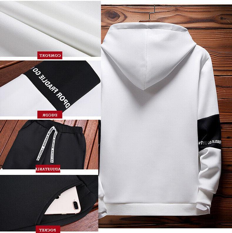 Tracksuit Sport Sweater Jogging Sweatshirt Jacket