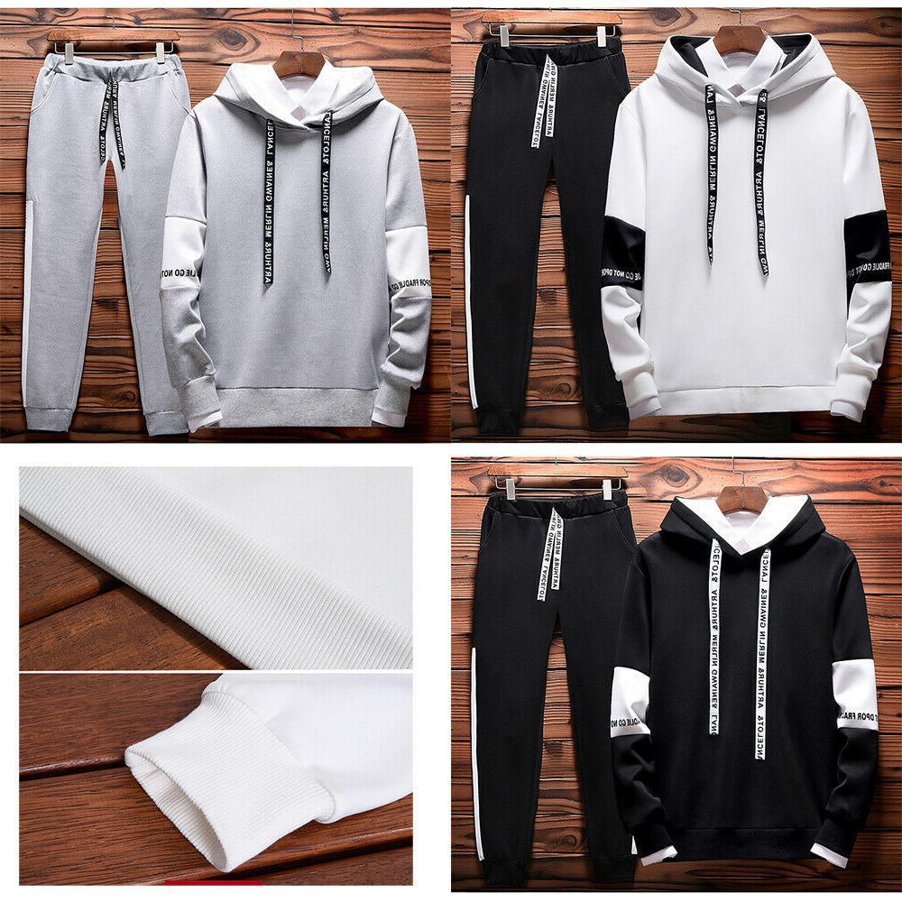 tracksuit sport suit hoodie sweater jogging sweatshirt