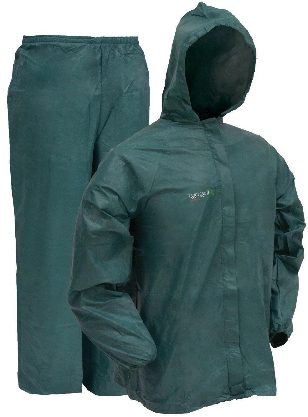 Frogg Rain NEW & Suit