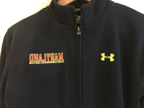 Under Maryland Terrapins Track Sweat Suit Pants
