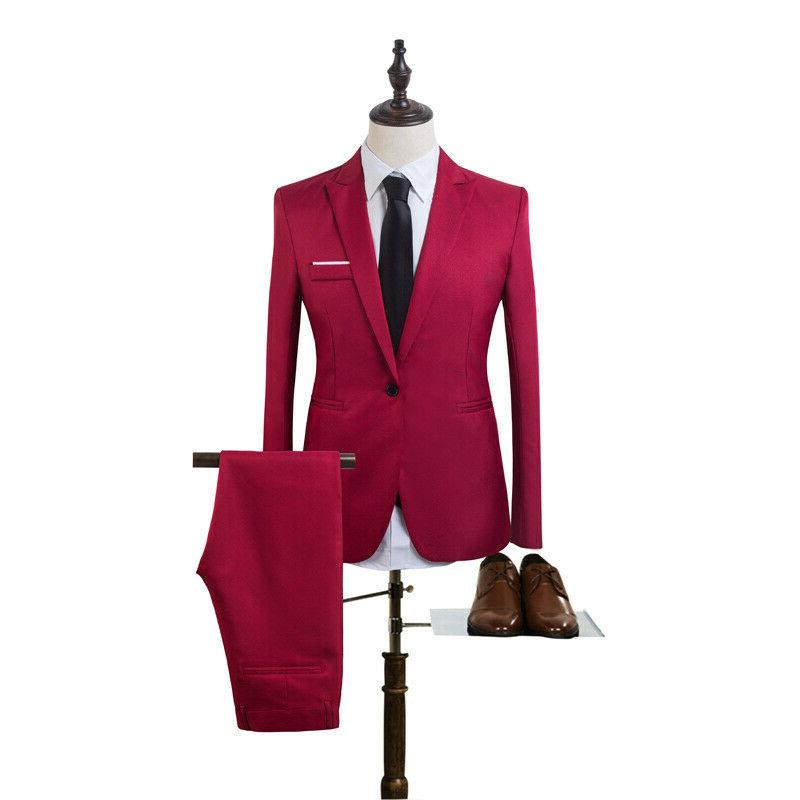 Mens Business Tuxedos + Suit Wedding