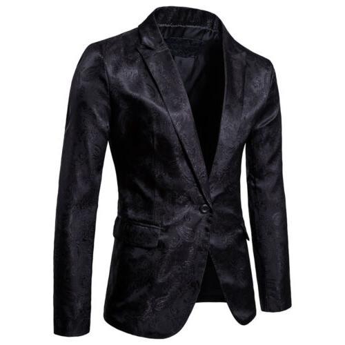 US Mens Formal Suit Jacket Trousers Wedding Dress Coat