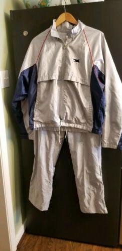 Vintage Asics Track Suit. Asics Tiger