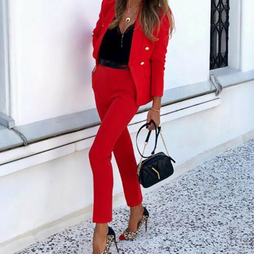 Women's Suits Formal OL Piece Set