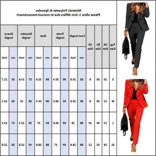 Women's Suits Office Set