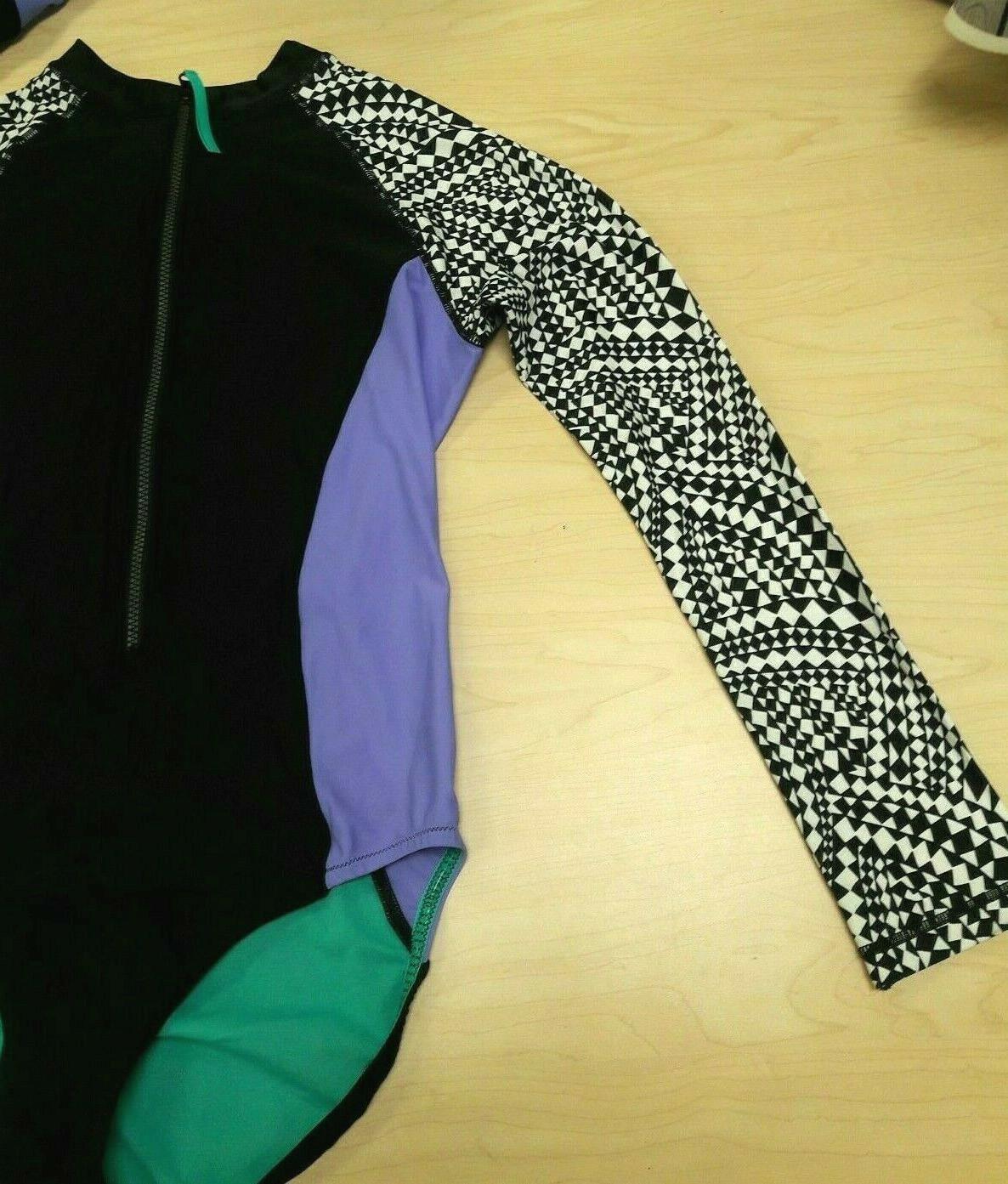 Speedo Women's Long Suit, Purple