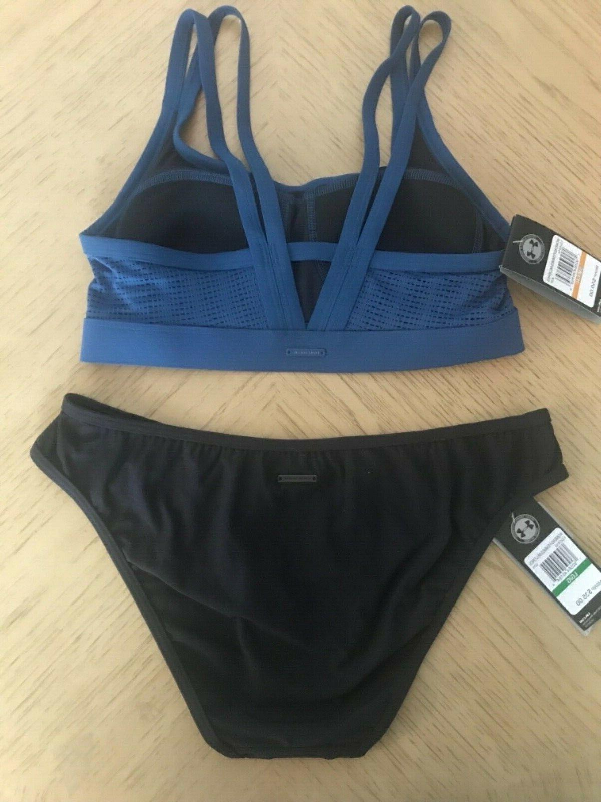 Under Armour bathing suit bikini two piece / S / L
