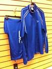 Mizuno Womens Warm-up Suit Adult Medium Royal Blue   MAKE OF